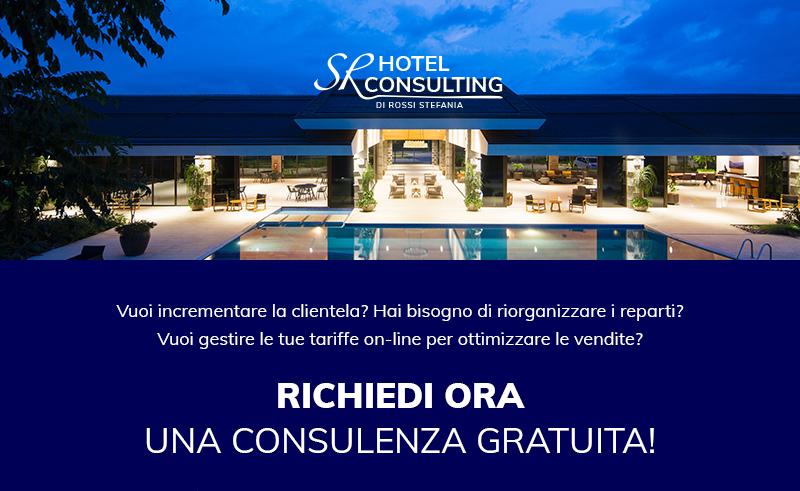 SR Hotel Consulting - Consulenza gratuita